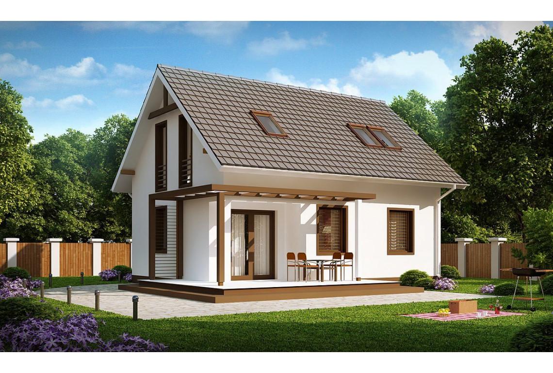 Проект будинку СК-93