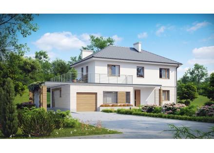 Home plan SK-192