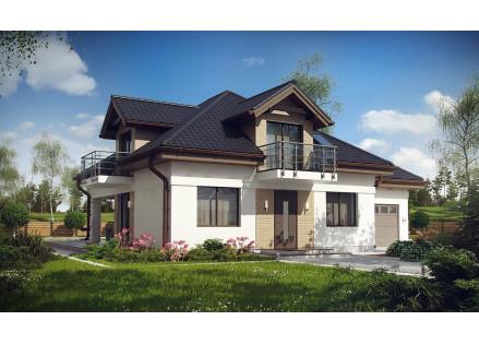 Проект дома СК-202