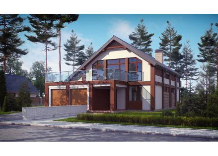 Проект будинку СК-205
