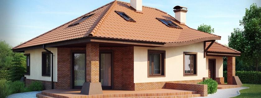 Дом из SIP панелей