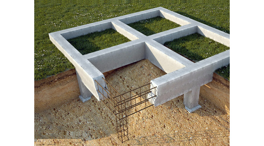 How to choose the right foundation of a house from SIP panels