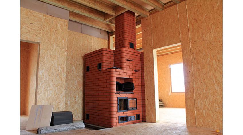Дом из СИП панелей с печкой: выдумка или реальность?