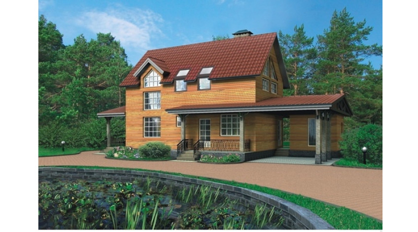 Каркасні будинки: технологія будівництва