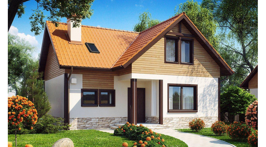 SIP technology of building houses: the benefits and advantages