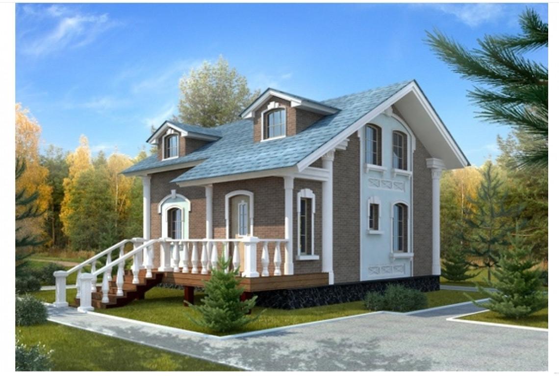 Проект канадского дома