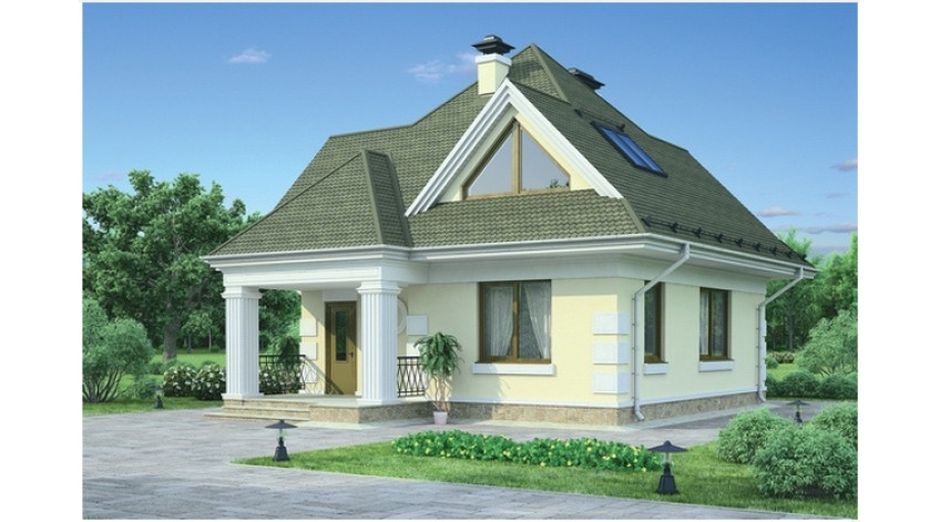 Projects of houses from panels vulture (Ukraine)