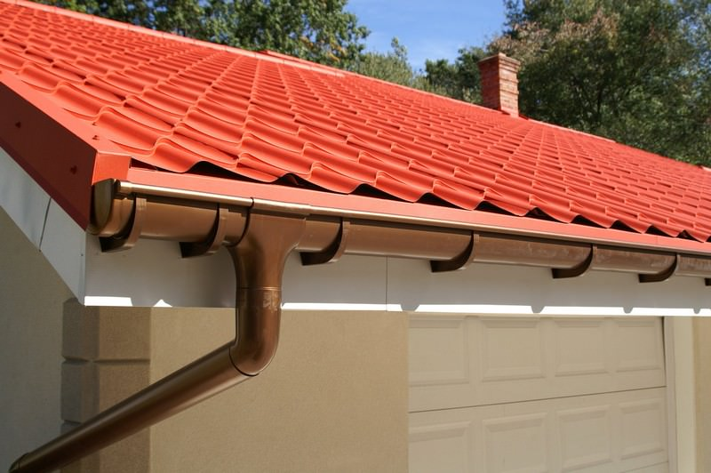 Drainage system for sip-house