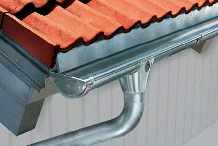 SIP-house drainage system