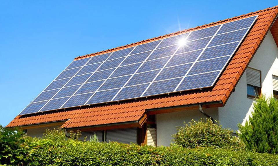 Солнечные батареи для дома из сип панелей