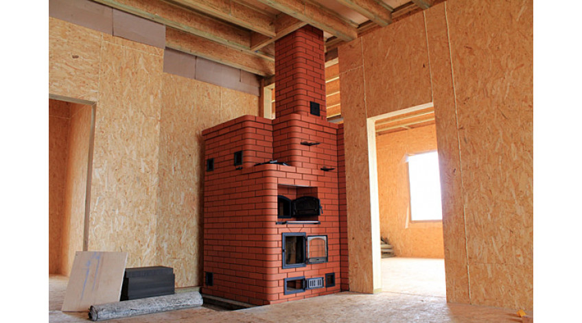 A home from a SIP panel with a stove: a fiction or a reality?