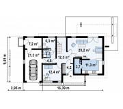 Проект дома СК-192